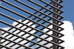 Convoglia la costruzione Fotografia Stock Libera da Diritti