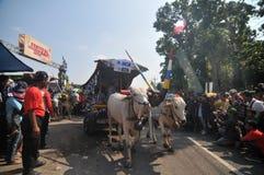 The convoy of Cart Stock Photos