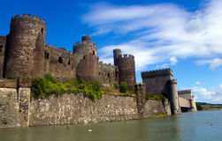 Free Conway Castle Stock Photography - 43634452