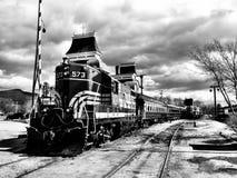 Conway Railway norte Fotografia de Stock Royalty Free