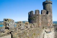 conway zamku Obrazy Stock