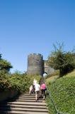 conway zamku Fotografia Royalty Free
