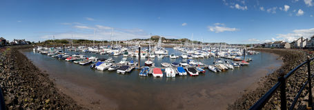 Conwy Stock Image