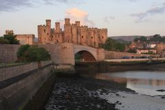 Conwy Royalty Free Stock Photos