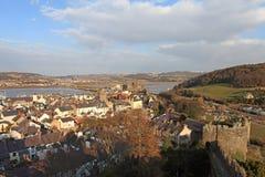 Conwy Castle Stock Photos