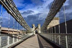 conwy północny Wales obrazy royalty free