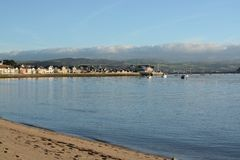 Conwy, Wales. The town of Conwy, North wales Royalty Free Stock Photography