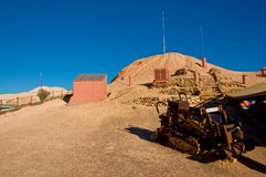 coober pedy Obraz Royalty Free