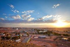 Coober Pedy Landscape South Australia Immagini Stock