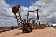 Australia, Coober Pedy Royalty Free Stock Photos