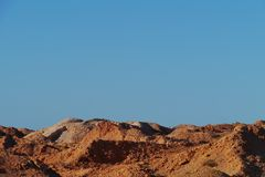 Coober Pedy in South Australia Royalty Free Stock Image