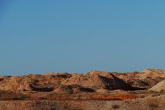 Coober Pedy Royalty Free Stock Photos