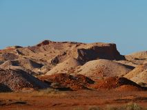 Coober Pedy Royalty Free Stock Images