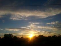 Coober sa słońca pedy sety Fotografia Stock
