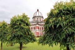 Cooch Behar Palace, auch angerufen Victor Jubilee Palace lizenzfreies stockbild