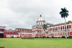 Cooch Behar Palace, auch angerufen Victor Jubilee Palace stockbilder
