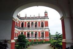 Cooch Behar Palace, igualmente chamado Victor Jubilee Palace fotos de stock royalty free