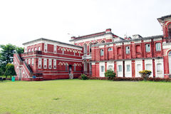 Cooch Behar Palace, ook genoemd Victor Jubilee Palace Stock Afbeeldingen
