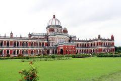 Cooch Behar Palace som kallas också Victor Jubilee Palace Arkivfoton