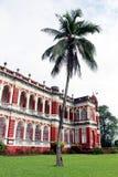 Cooch Behar Palace som kallas också Victor Jubilee Palace Fotografering för Bildbyråer