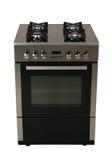 Coocker газа с печью стоковые изображения rf
