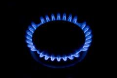 Coocker do gás Imagem de Stock