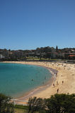 海滩coogee悉尼 免版税库存图片