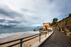Coogee Beach, Sydney, NSW, Australia. royalty free stock photos