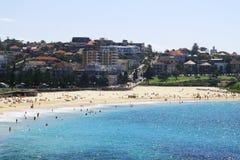 coogee de plage Photo stock