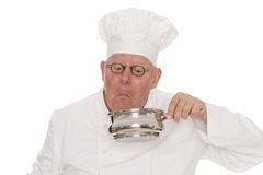 Cook Royalty Free Stock Photos