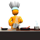 Cook Stock Images