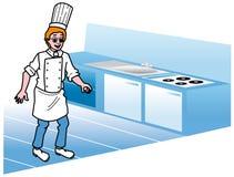 Cook Zdjęcia Stock