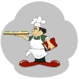 Cook obraz stock