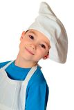 Cook boy Stock Photos