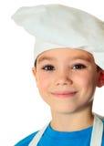 Cook boy Stock Photo