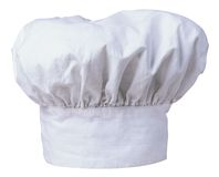 Cook cap Royalty Free Stock Images