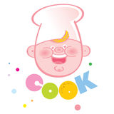 Cook Royalty Free Stock Photo