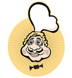 Cook chief Stock Images
