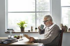 Cook Coffee Living Tourism van het aspiratiesaldo Concept stock afbeelding