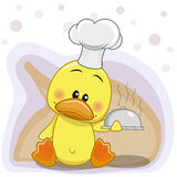 Cook Duck Stock Images