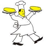 Cook-dumpling Stock Photos