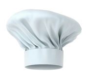 Cook hat. High detailed 3d render isolated on white background (work path included Royalty Free Stock Photo