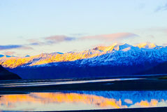 Cook Inlet Royalty Free Stock Photography