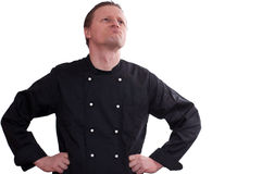 Free Cook Is Looking Up Stock Photography - 23352212
