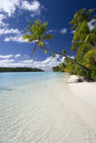 Cook Islands - Aitutaki Lagoon Stock Photos