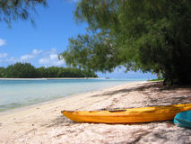 Cook Islands Stock Image