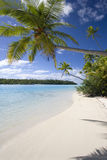 Cook Islands - Tropical Beach Paradise royalty free stock photography