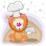 Cook Lion Royalty Free Stock Photos