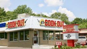 Cook Out Restuarant Stock Photos