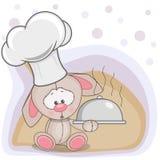 Cook Rabbit Royalty Free Stock Image